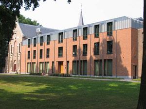Gastenhuis abdij Zundert